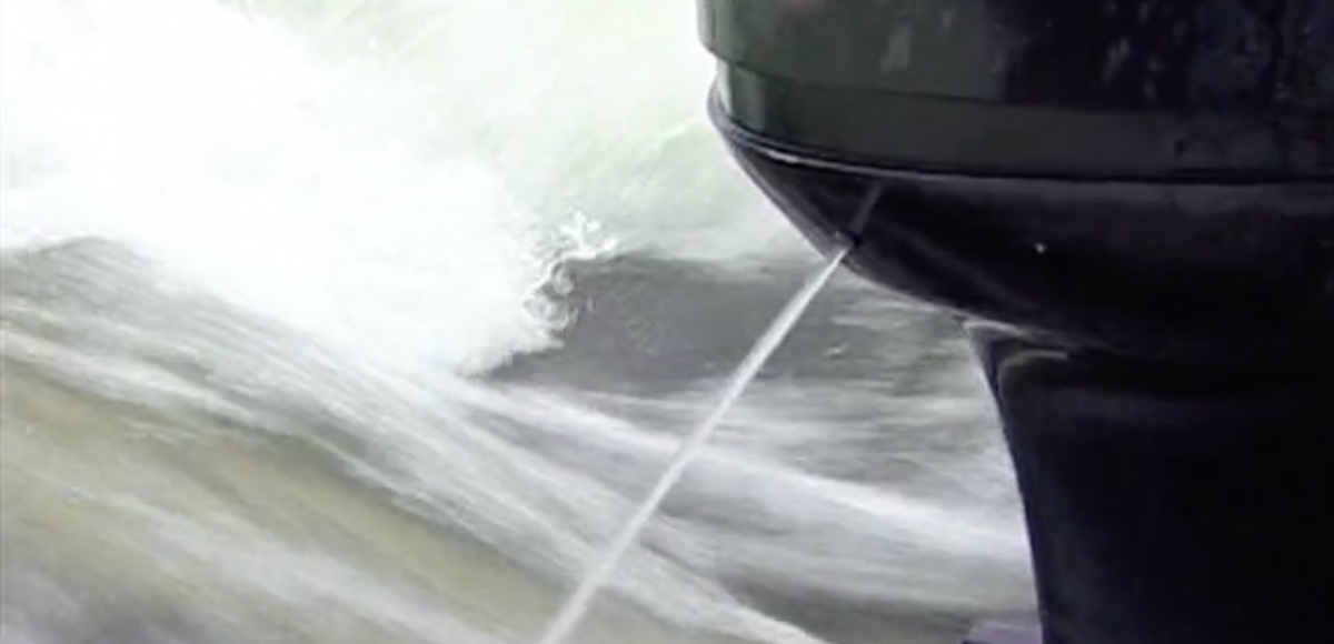 Trim Your Outboard or Sterndrive the Right Way