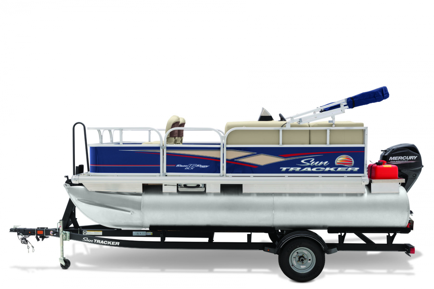 Bass Buggy 16 Dlx Exclusive Auto Marine