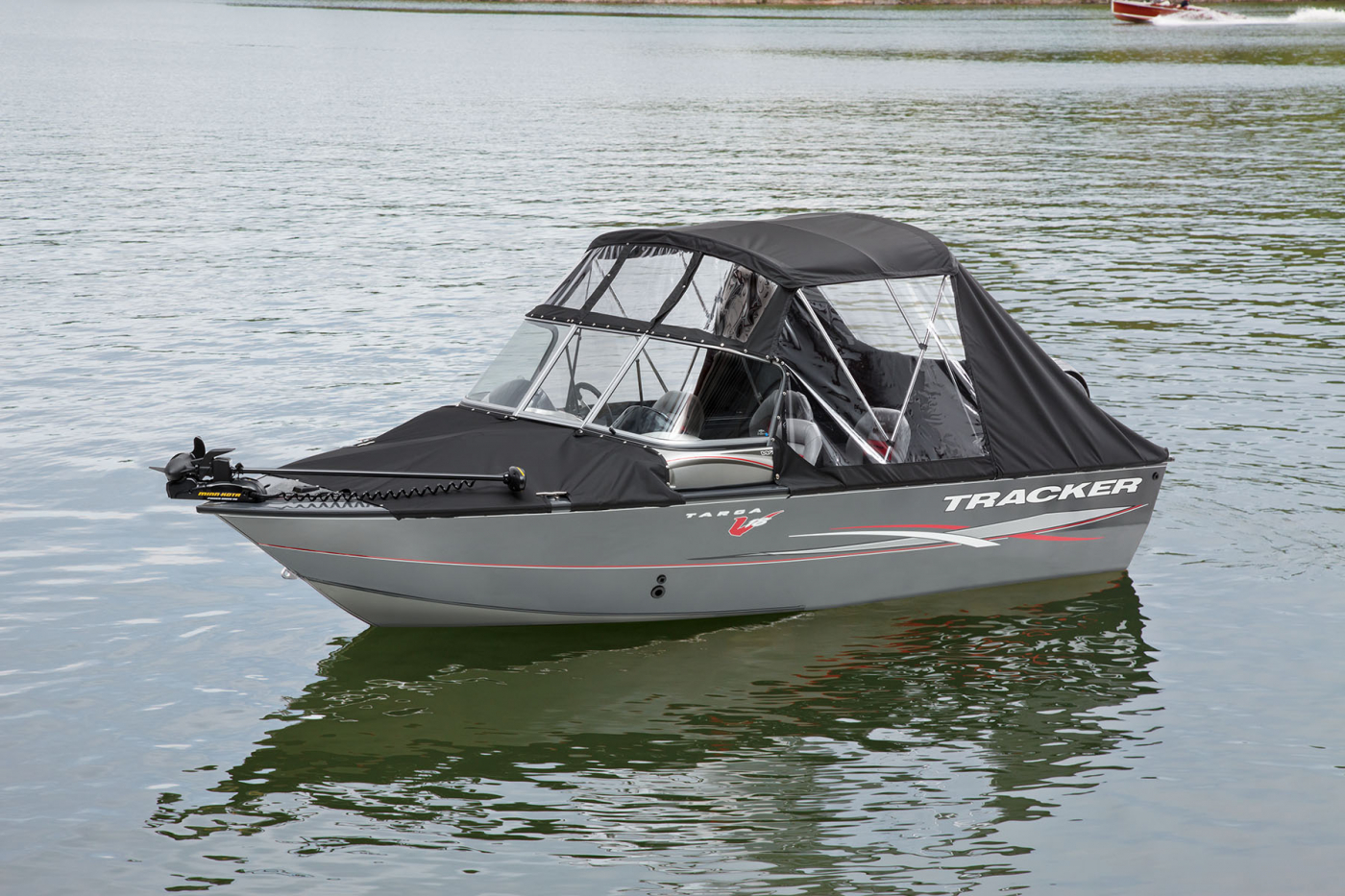 Pre Owned Trucks >> Full Enclosure for Tracker Boats | Exclusive Auto Marine