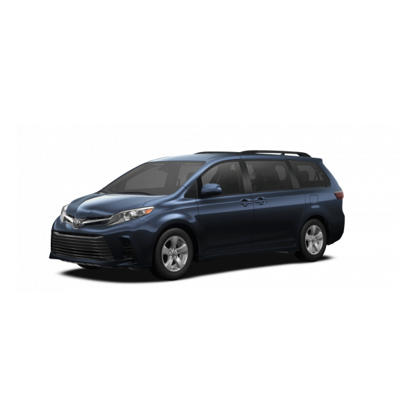 VAN Pre-owned Vehicle Exclusive Auto Marine 2018 Toyota Sienna LE