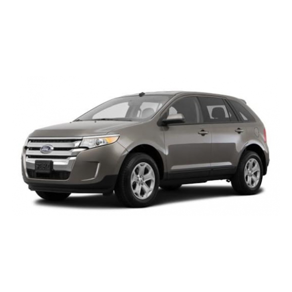 2014 Ford Edge SEL  Exclusive Auto Marine preowned SUV  used SUV