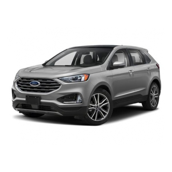2019 Ford Edge Titanium AWD SUV Exclusive Auto Marine