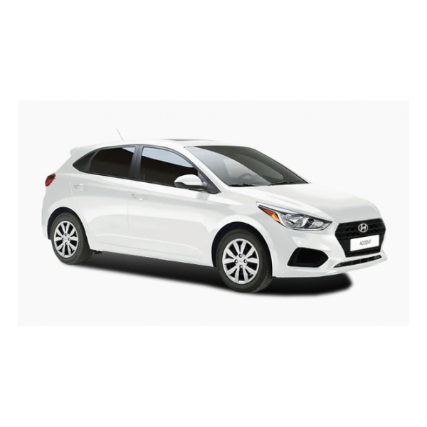 2020 HYUNDAI ACCENT SE  HATCHBACK Pre-Owned Vehicle Exclusive Auto Marine Used Vehicle car sedan