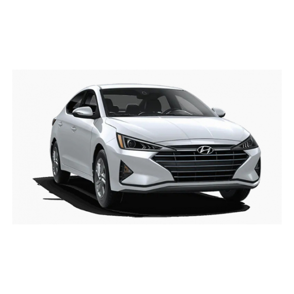2020 Hyundai Elantra Ultimate Pre0owned Vehicle Exclusive Auto Marine Used Car