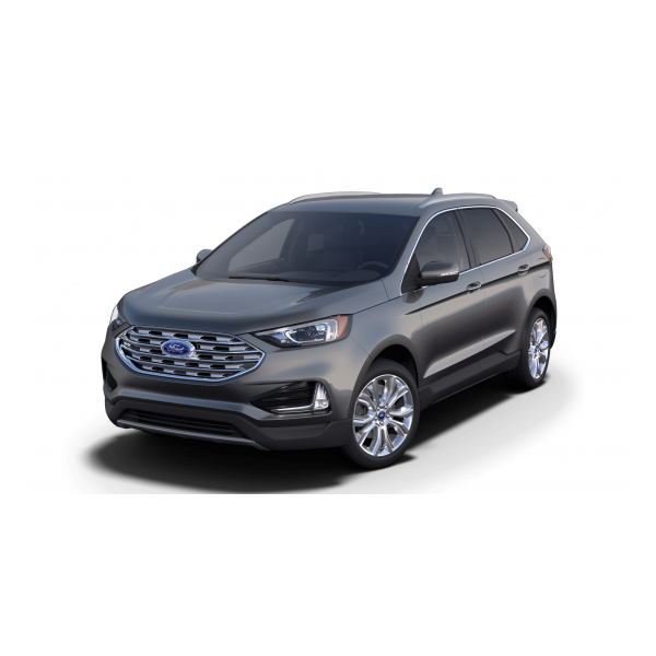 2020 Ford Edge Titanium Pre-owned vehicle Exclusive Auto Marine Used SUV