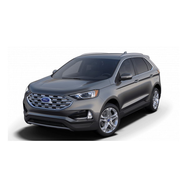 2019 Ford Edge Titanium Pre-owned Vehicle Exclusive Auto Marine SUV