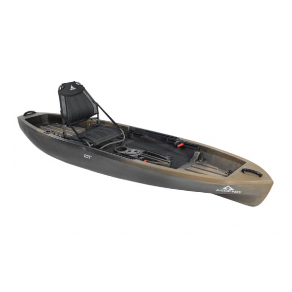 2021 Ascend 10T Sit-On Exclusive Auto Marine outdoors kayaking