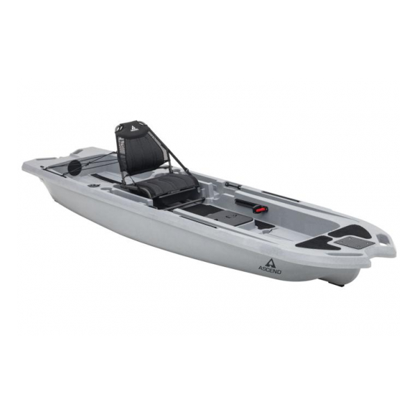 2021 Ascend 133X Yak-Power Sit-On Exclusive Auto Marine outdoors kayaking