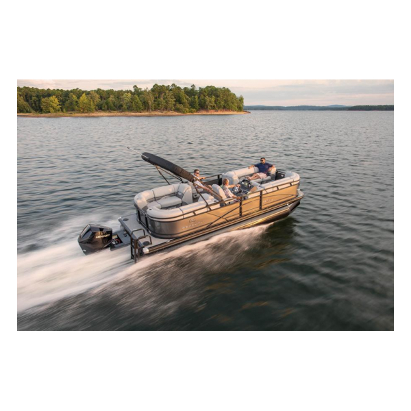 2020 REGENCY 230 DL3 Exclusive Auto Marine luxury pontoon boat