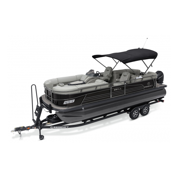 2021 Regency 230 LE3 Exclusive Auto MArine Luxury pontoon
