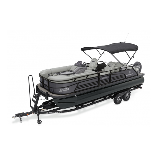 2021 230 LE3 Sport Exclusive Auto Marine Luxury Pontoon