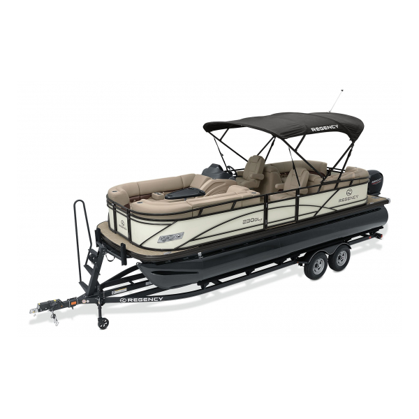 2021 230 DL3 Exclusive Auto Marine Luxury Pontoon