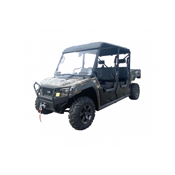 2020 Tracker Off Road 800SX CREW Woodsman Edition with Trail Package  Exclusive Auto Marine side-by-side, UTV