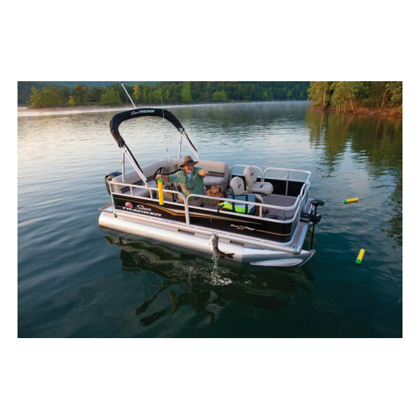 2020 Suntracker Bass Buggy 16 DLX Exclusive Auto Marine pontoon boats