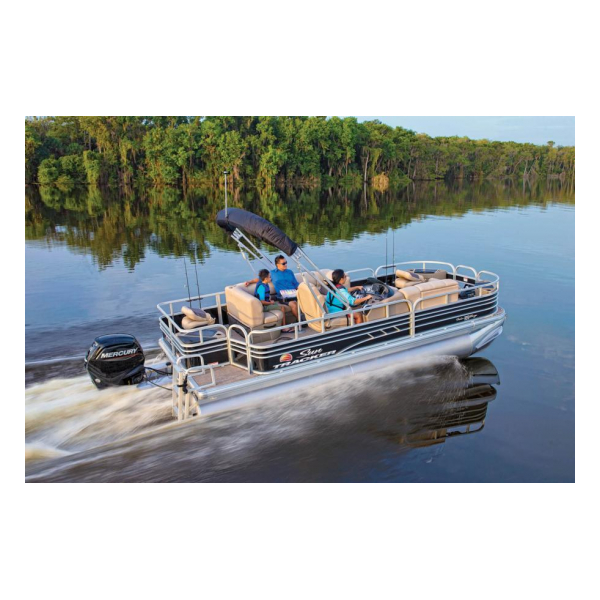 2020 Fishin Barge 20 DLX Exclusive Auto Marine pontoon boats