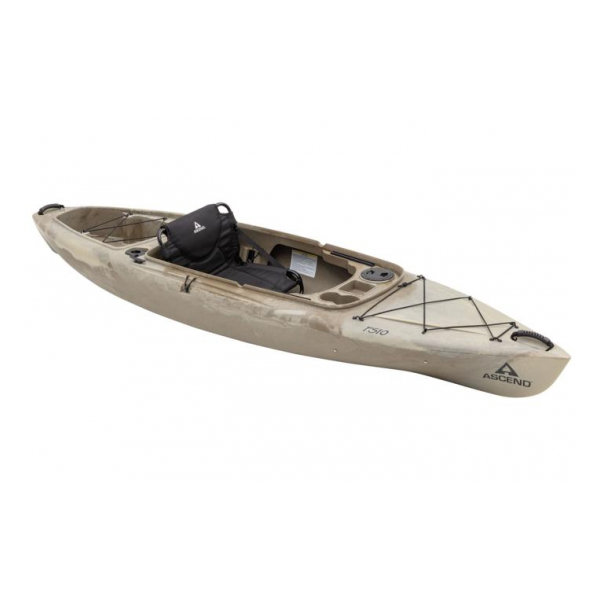2021 Ascend FS10 Sit-In Kayak Exclusive Auto Marine outdoors kayaking