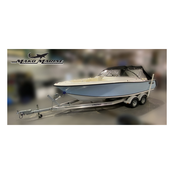 2008 Mako 216DC Pre-owned Boats Exclusive Auto Marine