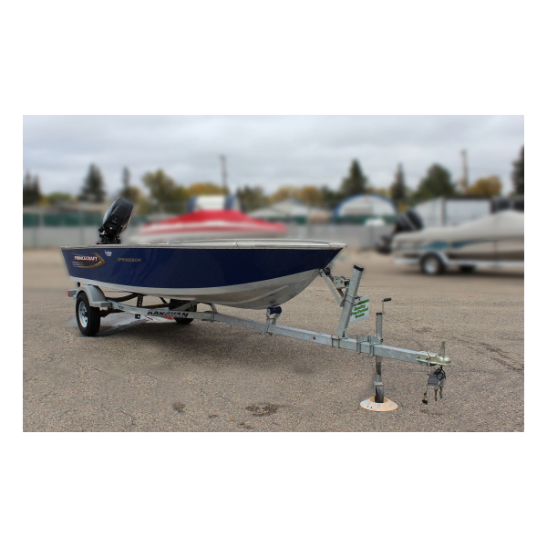 Pre-owned boat Exclusive Auto Marine fishing boats