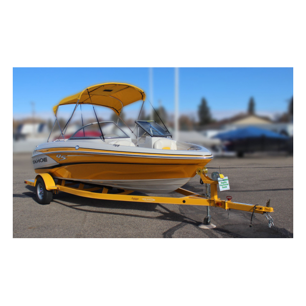 Pre-owned boat Exclusive Auto Marine fishing boats pontoon boats sport fiberglass boats