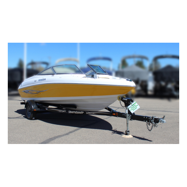 2007 Rinker Captiva 192 Exclusive Auto Marine Pre-owned Boats