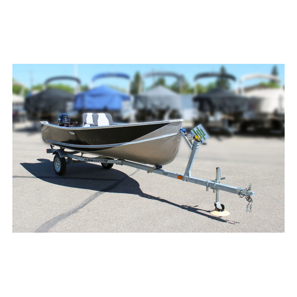 2014 Naden Canadian Laker 14 Exclusive Auto Marine Pre-owned Boats fishing boats