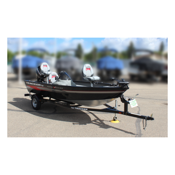 2012 Tracker SuperGuide V16 Exclusive Auto Marine fishing boats pontoon boats