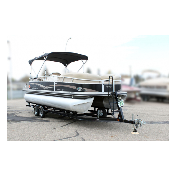 2011 SunTracker Regency Party Barge 22 Pre-owned boats Exclusive Auto Marine pontoon boats