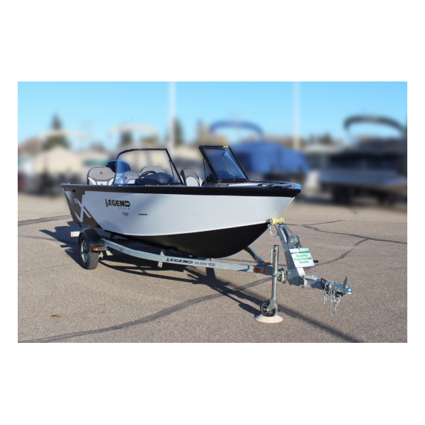 2016 Legend X18 Pre-owned Boats Exclusive Auto Marine fishing boat