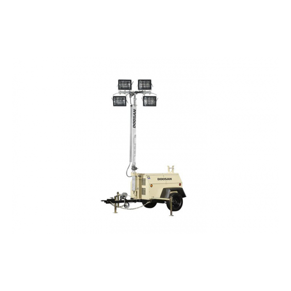 Used LS Doosan Light Towers Exclusive Auto Marine