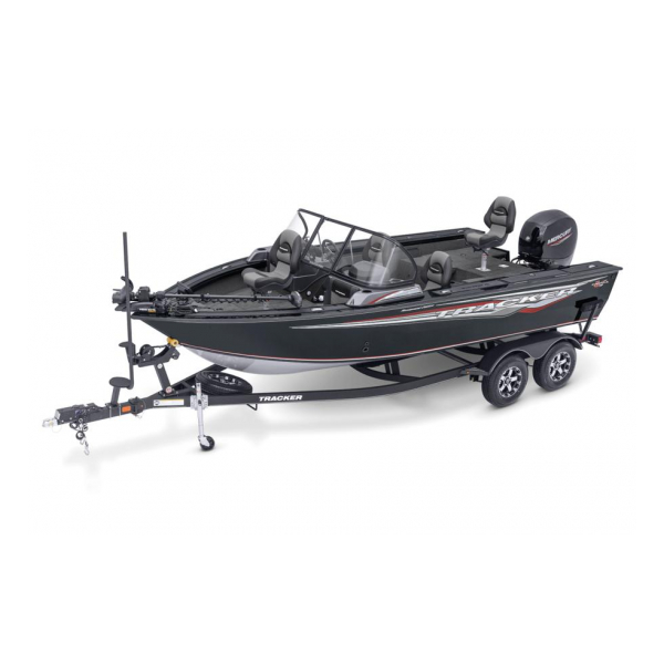 2020 Tracker targa V-19 CB Tournament Edition Exclusive Auto Marine fishing boats