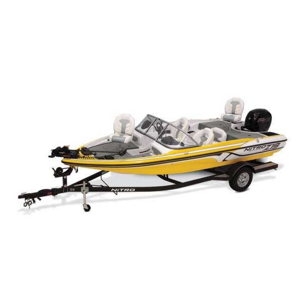 2021 Nitro Z19 Sport Exclusive Auto Marine fish and ski boat fishing boat high performance boat