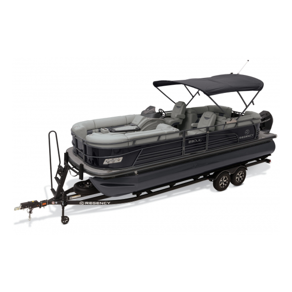 2020 Regency 230 LE3 Exclusive Auto Marine pontoon boats