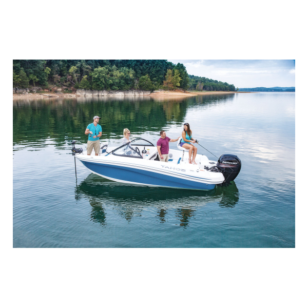 2019 Tahoe 450 TF  Exclusive Auto Marine  fiberglass fishing  boat