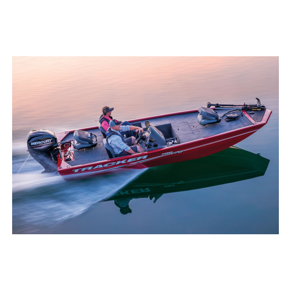 Tracker Pro 170  Exclusive Auto Marine Fishing Boats