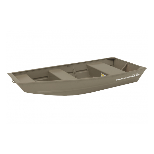 Tracker Topper 1036 Jon Boat  Exclusive Auto Marine  all purpose boat