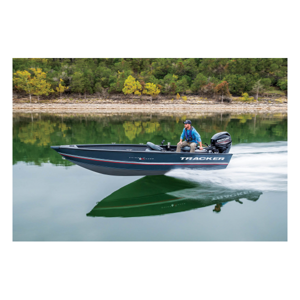 2020 Tracker Guide V-16 Laker DLX T Exclusive Auto Marine fishing boats
