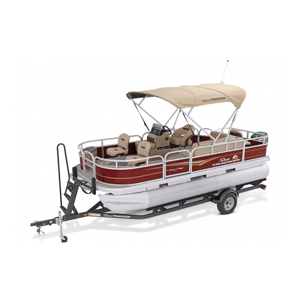 2021 Bass Buggy 18 DLX Exclusive Auto Marine pontoon boats fishing boats