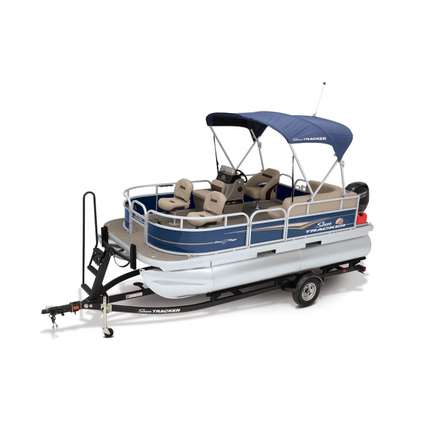 2021 Bass Buggy 16 XLS Exclusive Auto Marine pontoon boats fishing boats