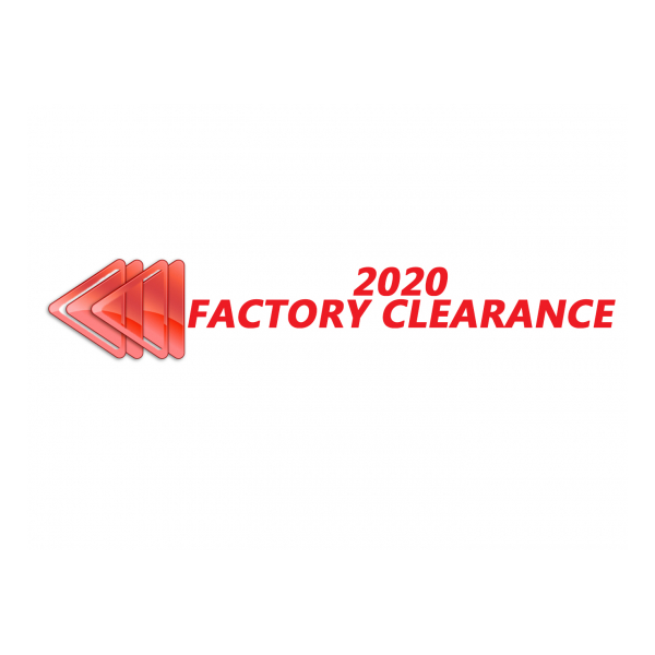2020 Factory Clearance