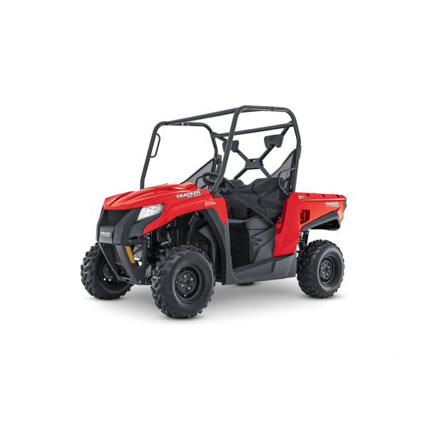 2021 Tracker Off Road 500S Red Edition Exclusive Auto Marine ATV