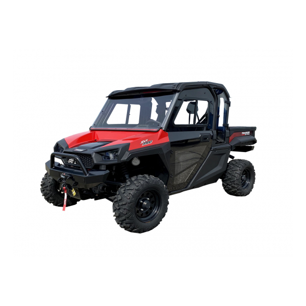 2020 Tracker SVX1000  with BackCountry and Premium Hard Cab Packages Exclusive Auto Marine Tracker off Road Side-by-side UTV