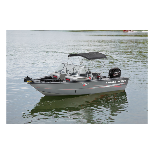 Bimini top for Tracker boats