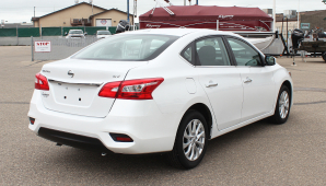 2019 Nissan Sentra SV Pre-owned Vehicle Exclusive Auto Marine Car