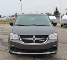 2017 Dodge Grand Caravan Pre-owned Vehicle Exclusive Auto Marine