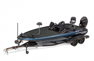 Nitro Z20  Exclusive Auto Marine  high performance fishing boat