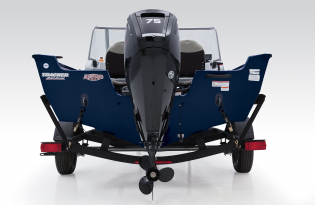 Tracker Pro Guide V-16 WT  Exclusive Auto Marine  fishing boat  aluminum boat