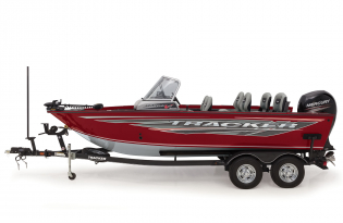 Targa V-19 Combo  Exclusive Auto Marine  fishing boat  aluminum fishing boat