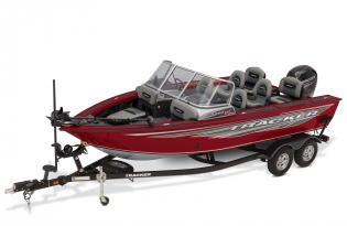 Tracker Targa V-19 Combo  Exclusive Auto Marine  fishing boat  aluminum fishing boat