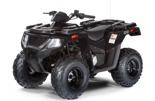 Tracker 90 2WD Exclusive Auto Marine Tracker Off Road ATV