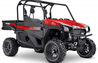 Tracker SVX1000 Exclusive Auto Marine Tracker off Road Side-by-side